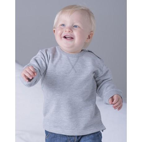 cab9cf0e9528a Personnalisation sweat bébé   flocage   broderie