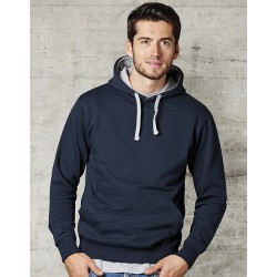 SWEAT CAPUCHE BI COLOR HOMME